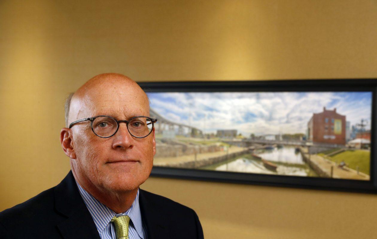 Univera President Art Wingerter has been named chairman of Invest Buffalo Niagara, the local business development and marketing group. (John Hickey/Buffalo News)