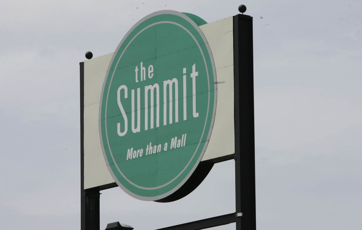 The Summit Mall in  Wheatfield is vacant except for anchor stores that are accessed through separate outside doors that don't lead into the mall itself. (News file photo)