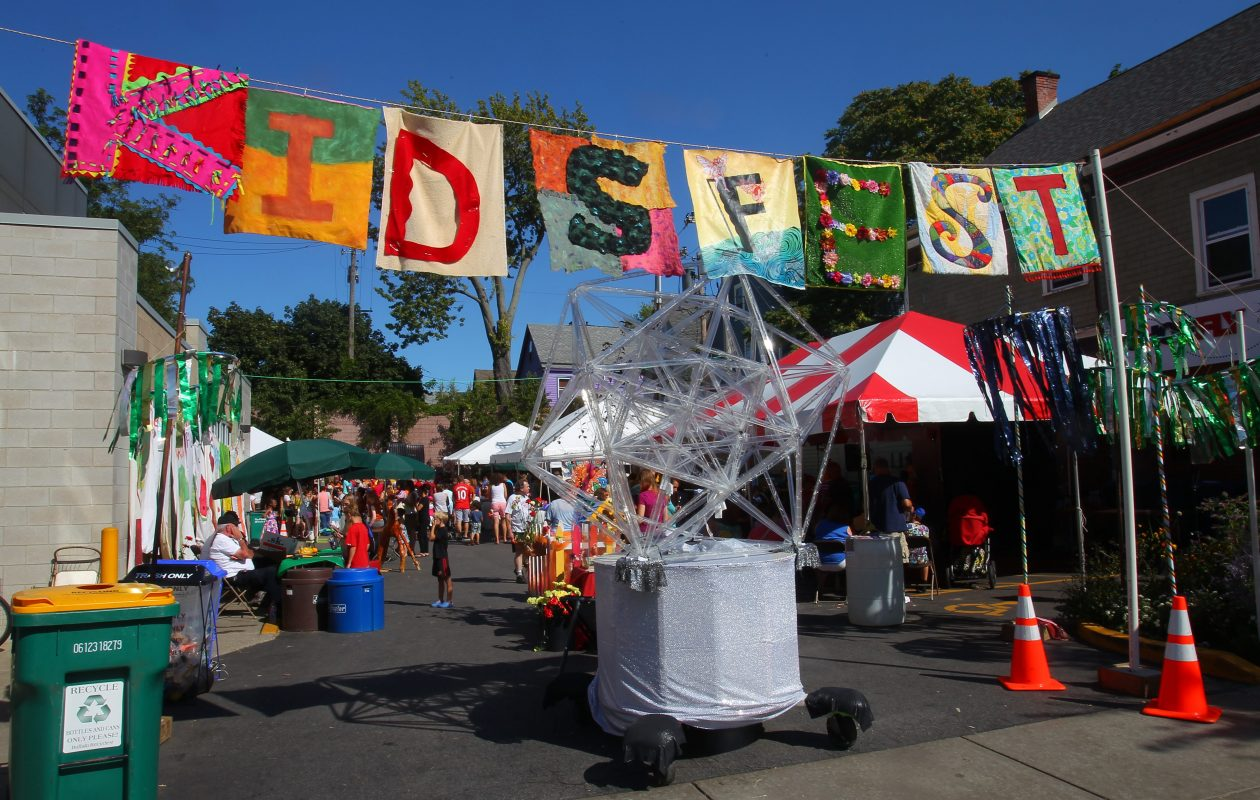 The Elmwood Avenue Festival of the Arts is one of our many annual summer festivals. {John Hickey / Buffalo News file photo)