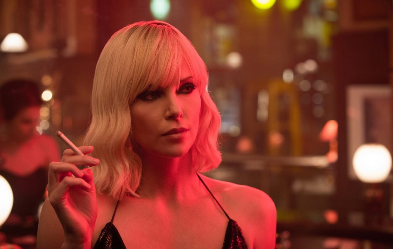 Charlize Theron in 'Atomic Blonde.' (Universal Pictures)