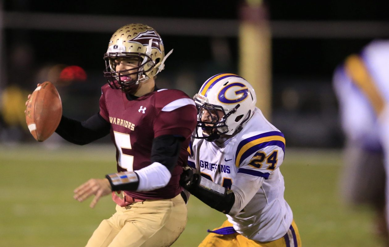 Erik Bartnik of Cheektowaga and Ian Baker of Springville will be on the same side at the All-Star High School Football Classic.