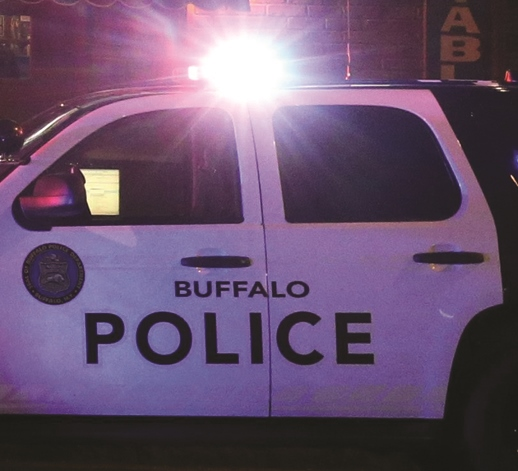 Detectives were looking into the report of a robbery at the Family Dollar store at 710 Kenmore Ave. (Buffalo News file photo)