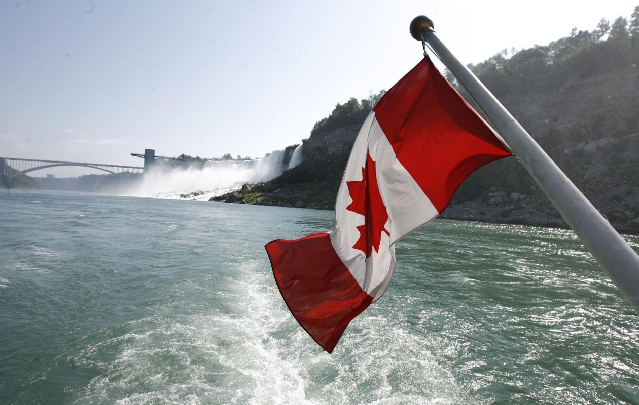 American boaters and anglers won't have to report immediately to Canadian customs when crossing the international border in the water.  (Buffalo News file photo)