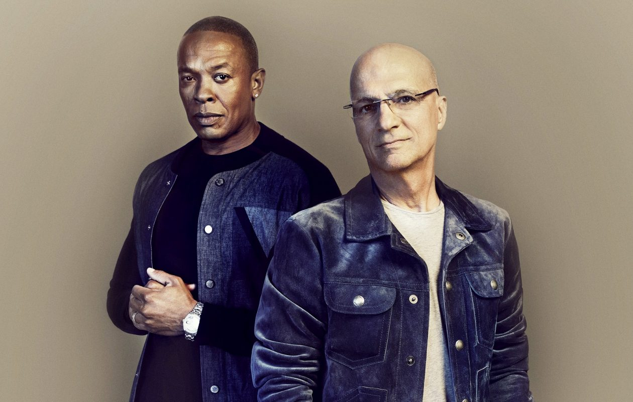 'The Defiant Ones' examines the relationship between Dr. Dre (left) and Jimmy Iovine. (Joe Pugliese, HBO)