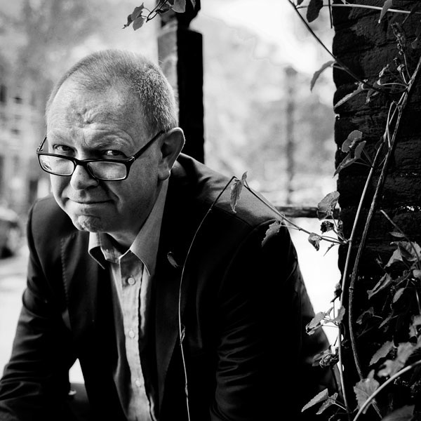Francis Spufford (Photo by Bart Koetsier)
