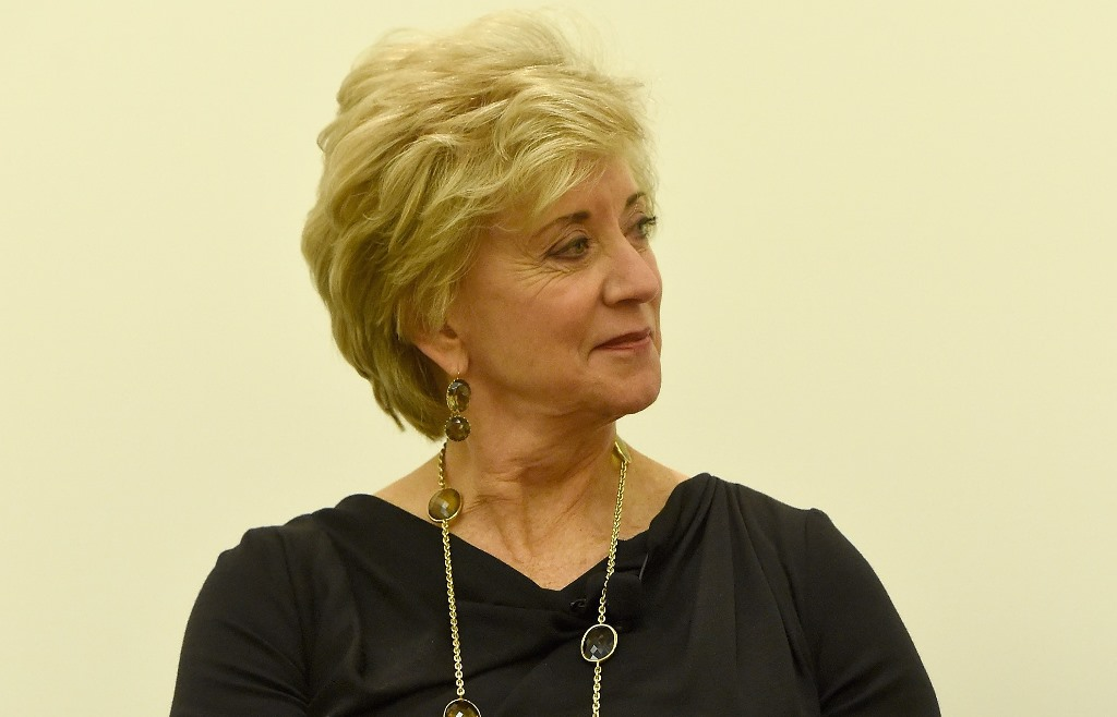 Linda McMahon, administrator of the U.S. Small Business Administration. (Getty Images)