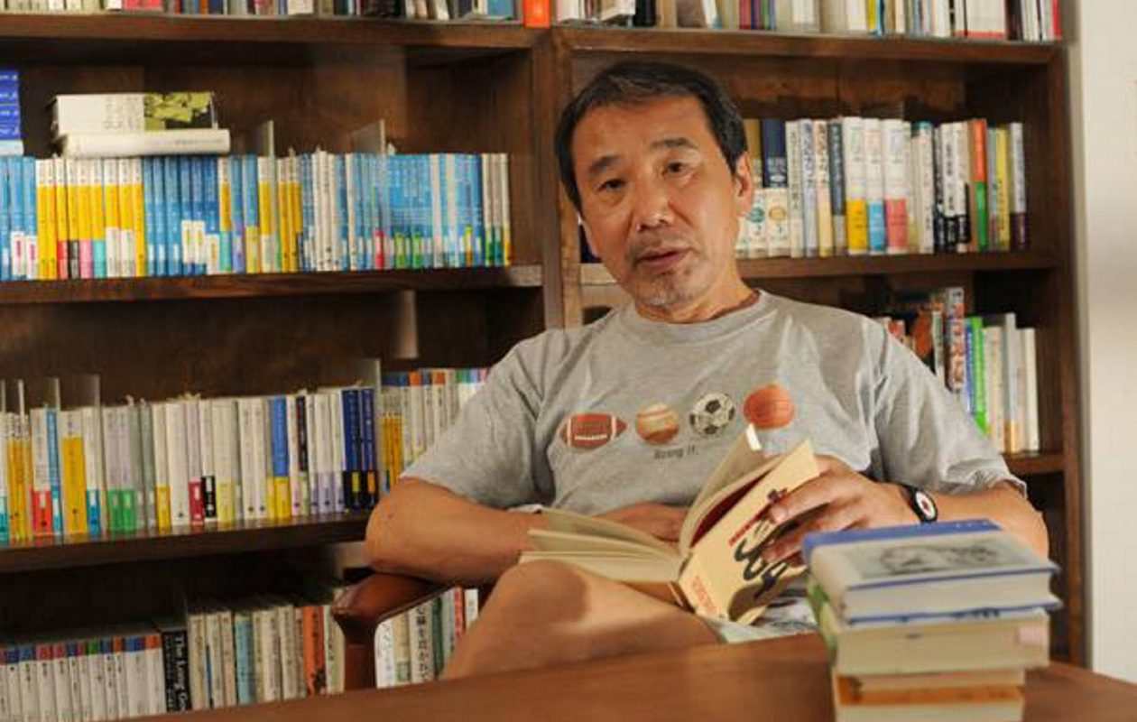 Author Haruki Murakami (News file photo)