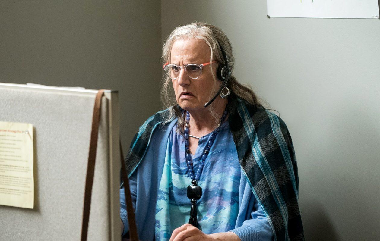 Jeffrey Tambor as Maura Pfefferman in Season 3 of 'Transparent.' (Amazon Studios)