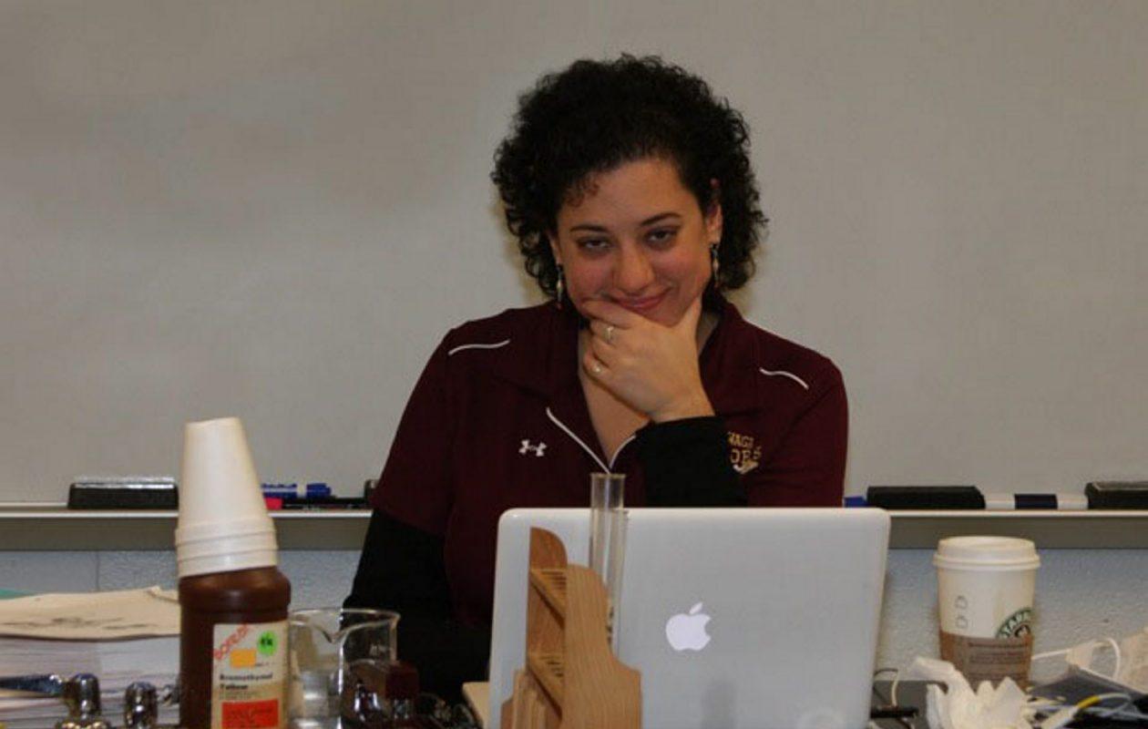 Joelle Silver taught biology at Cheektowaga Central High School.