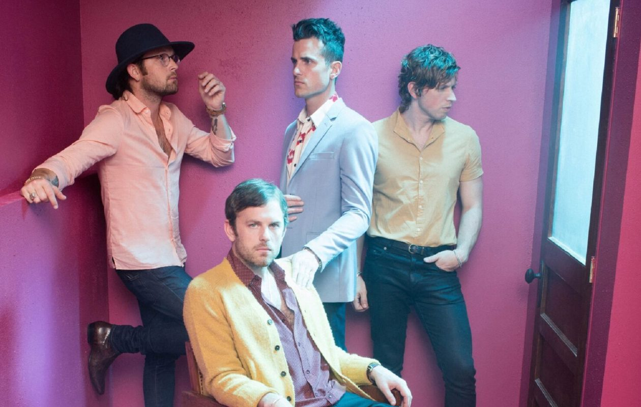 Kings of Leon (Photo by Jimmy Marble/RCA Records)