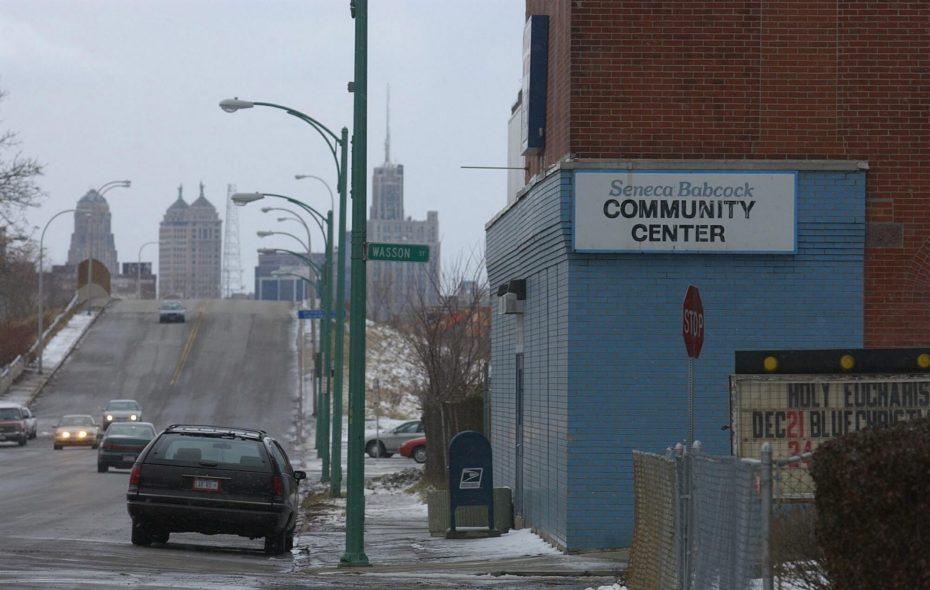 New Seneca-Babcock community center opens Saturday