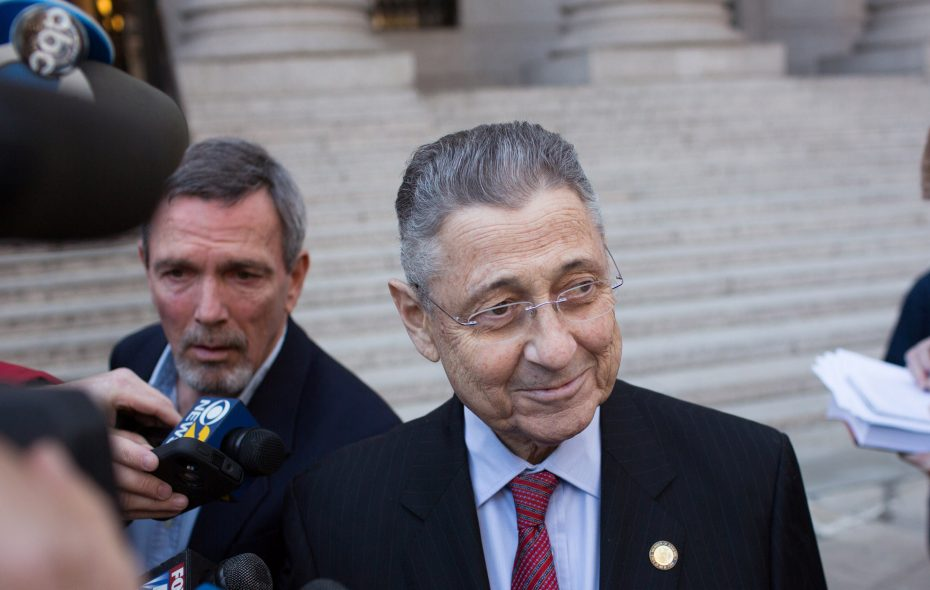 Former New York State Assembly Speaker Sheldon Silver was convicted of exploiting his power in Albany to collect $4 million in kickbacks for official actions that benefited others. The appeals court threw out the conviction based on a Supreme Court ruling that freed former Virginia Gov. Robert F. McDonnell. (Getty Images)