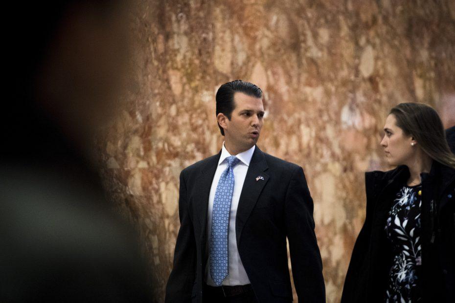 Trump Jr. meeting deepens Russian Federation  scandal