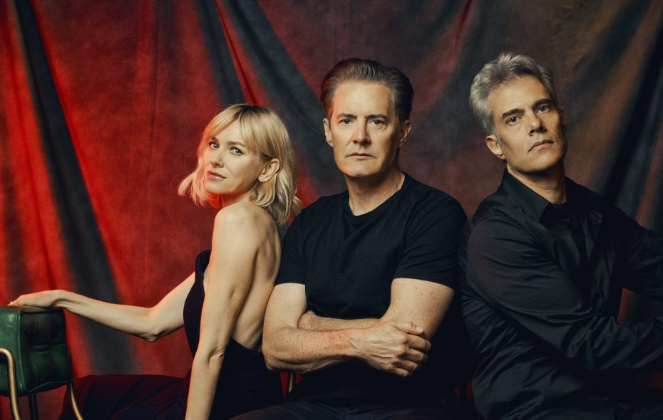 """Naomi Watts, left, Kyle MacLachlan and Dana Ashbrook starred in the """"Twin Peaks"""" revival on Showtime. (Ryan Pfluger/The New York Times)"""