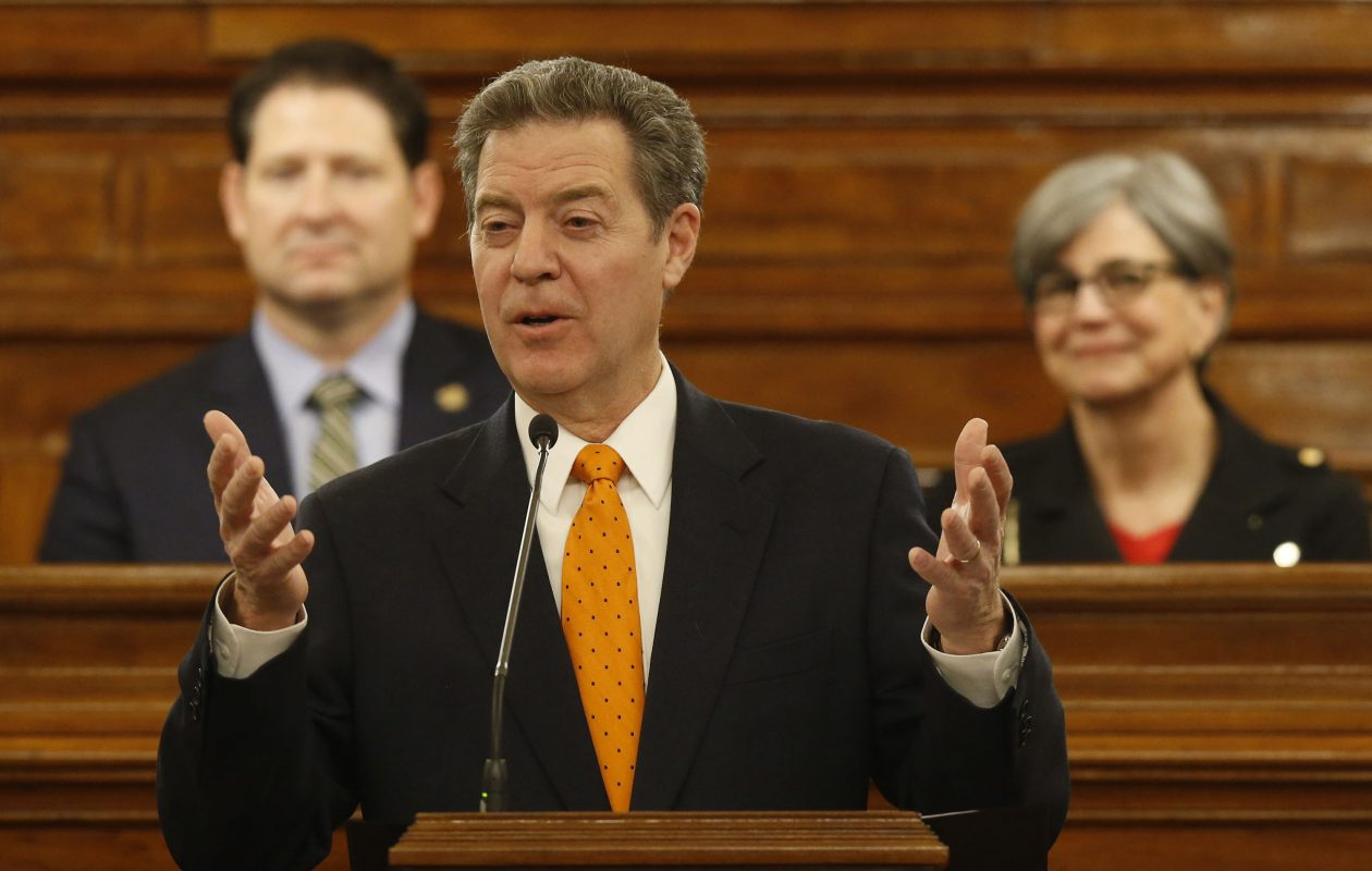 Republicans in Kansas have undone much of the tax overhaul that  Gov. Sam Brownback  held up as a model for other states and the federal government to emulate. (TNS file photo)
