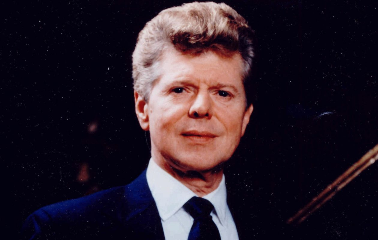 Van Cliburn (News file photo)