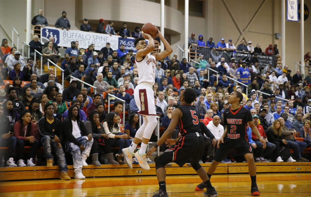 Dominick Welch of Cheektowaga will be doing his shooting in Ohio in the fall. (Harry Scull Jr./Buffalo News)