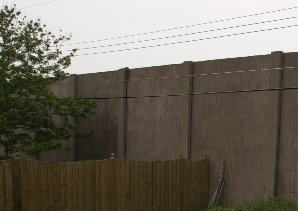 West Seneca is calling for noise barriers for some neighborhoods along area highways. (Buffalo News file photo)