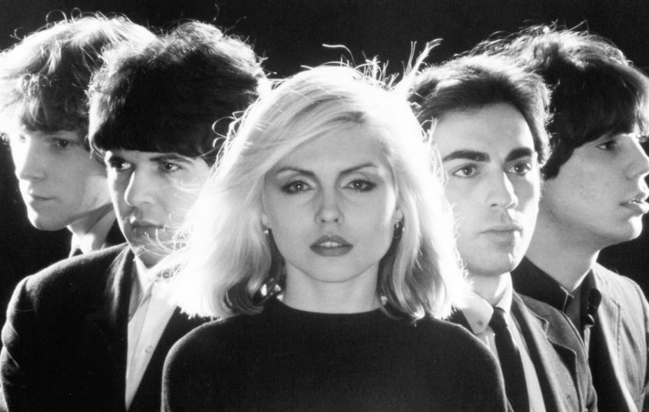 Debbie Harry still fronts the rock band Blondie.