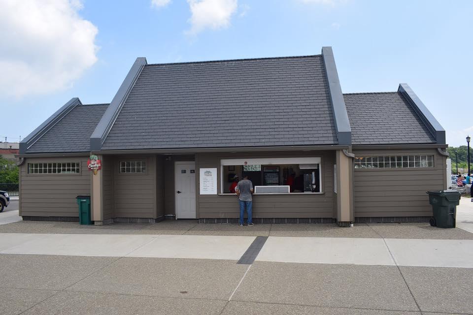 Broderick Park Station is open in Broderick Park. (Byron Brown Facebook)