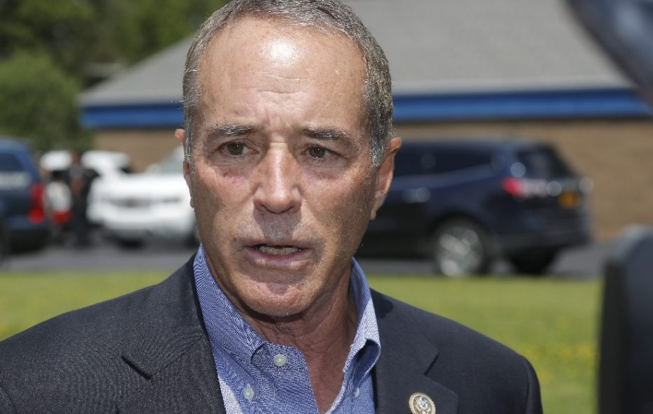 Rep. Chris Collins will hold a news conference Wednesday in Buffalo.(News file photo)