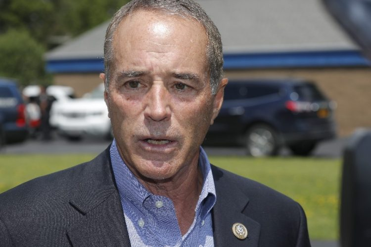 Rep. Chris Collins, R-Clarence, holds a big financial advantage over potential challengers.(News file photo)