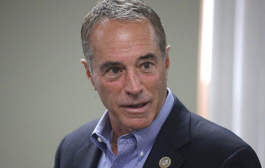 Rep. Chris Collins represents the most heavily Republican congressional district in New York State. (News file photo)