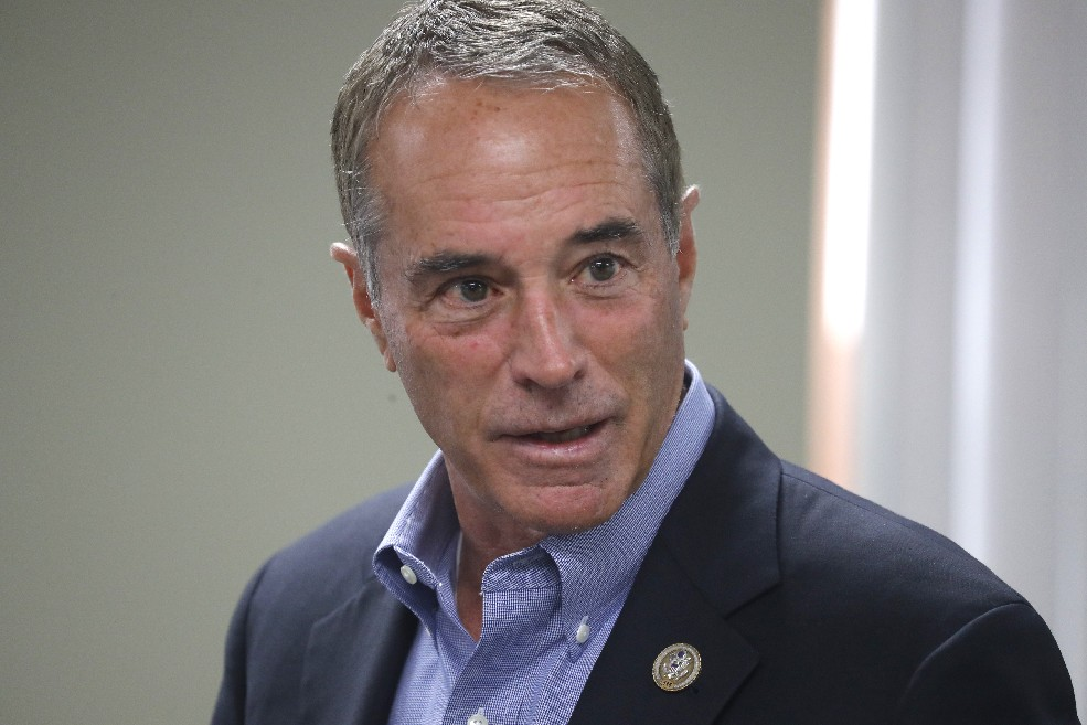 Rep. Chris Collins, the Clarence Republican facing an ethics investigation stemming from his involvement in a struggling Australian biotech firm, spent more money on lawyers in the past three months than he raised for his re-election campaign. (News file photo)