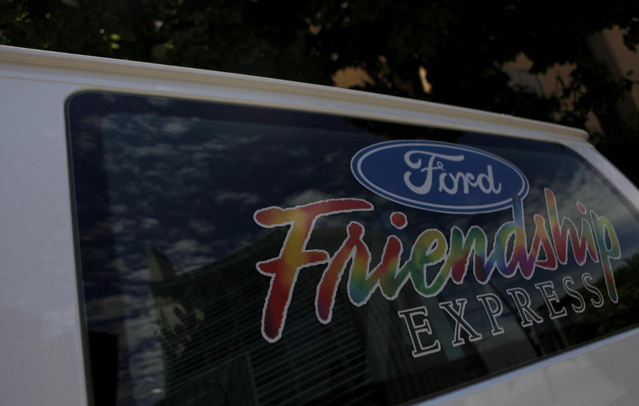 The Ford Friendship Express program is taking applications. (Buffalo News file photo)