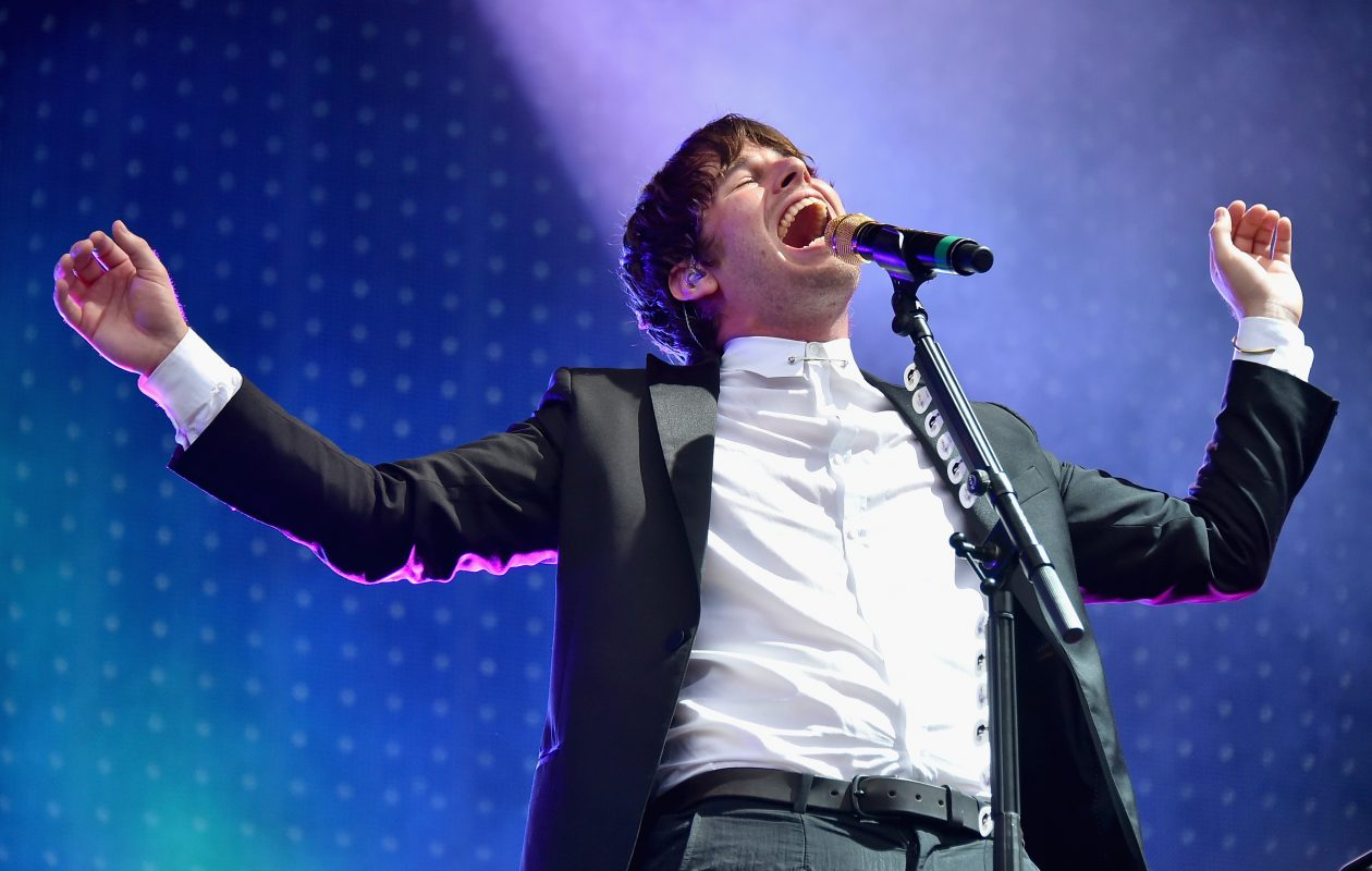 Mark Foster and Foster the People are part of Alternative Buffalo's fourth anniversary party. (Getty Images for Firefly)