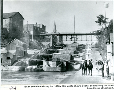 The Erie Canal's rich Western New York history