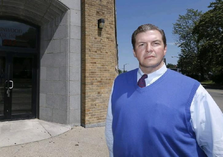 Former Buffalo History Museum volunteer Daniel J. Witek pleaded guilty Thursday to stealing valuable documents from the institution's A. Conger Goodyear collection compiled by the late Buffalo tycoon and philanthropist. (Robert Kirkham/Buffalo News file photo)