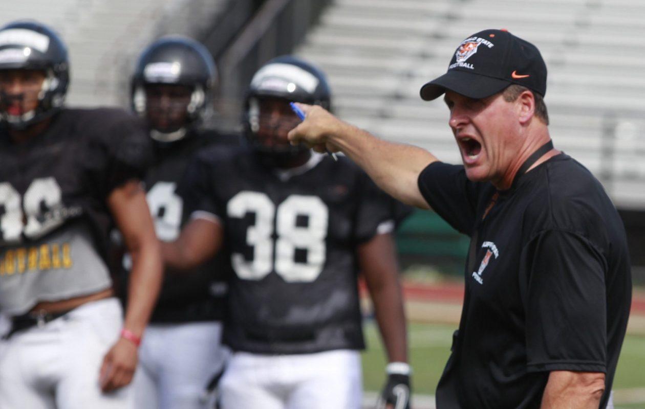 boyes steps down as buffalo state football coach – the buffalo news