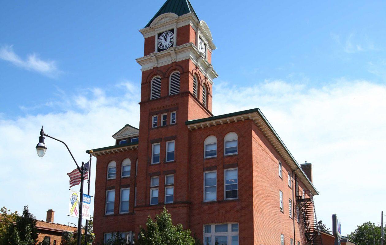 Lancaster Town Hall. (News file photo)