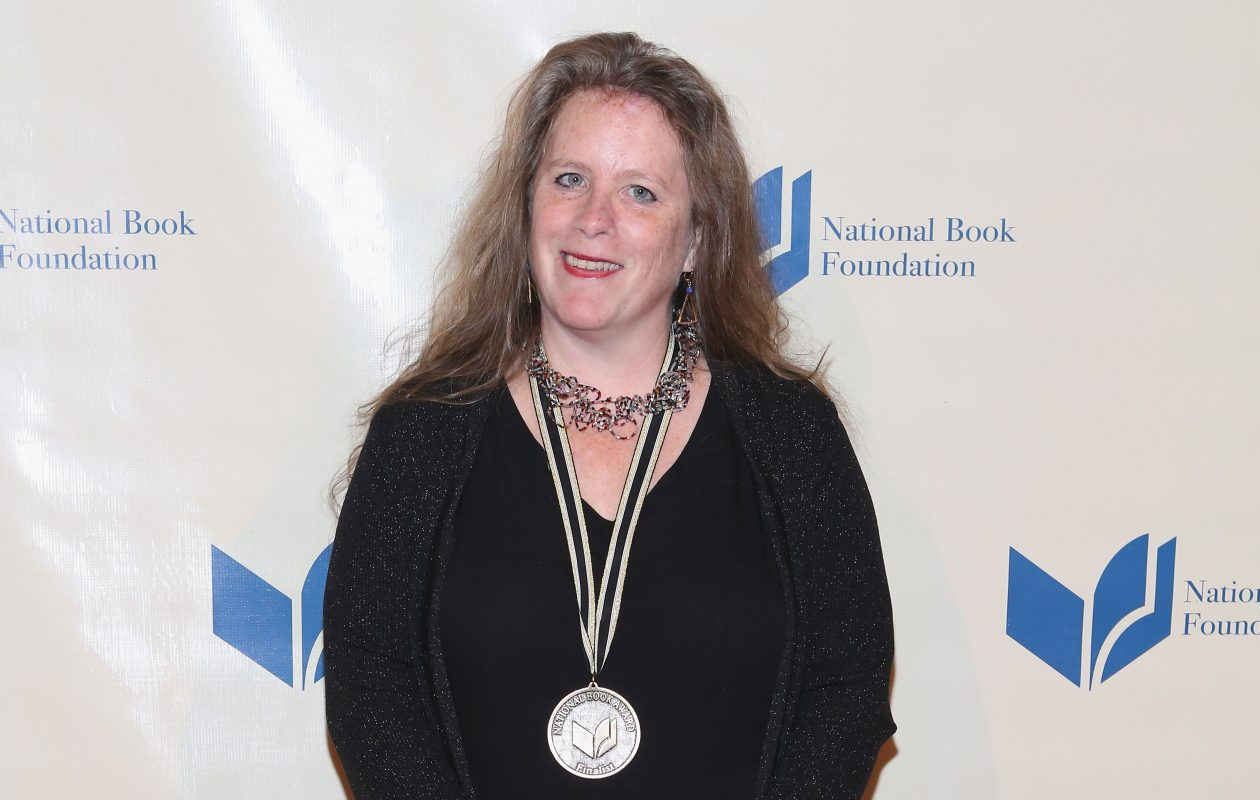Author and poet Maureen McLane. (Getty Images)