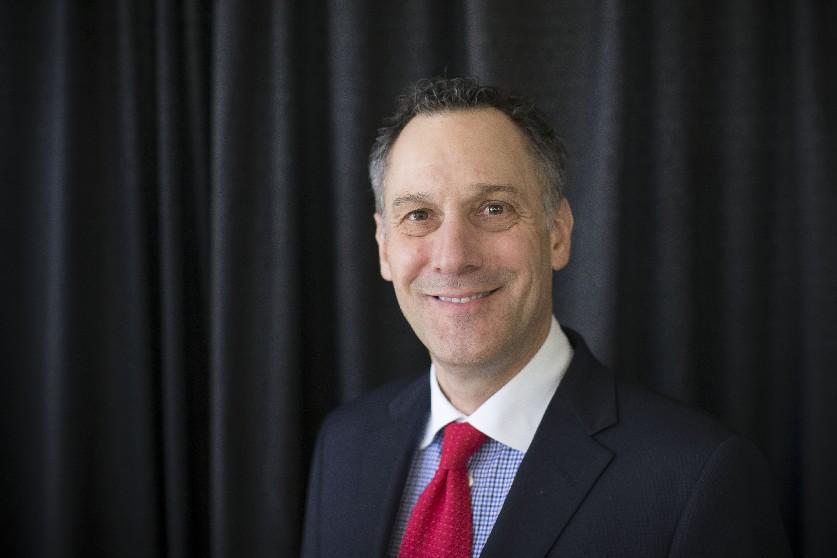 Richard Gold of M&T Bank. (Derek Gee/Buffalo News)