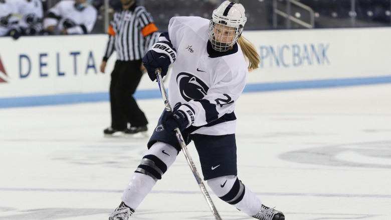 Williamsville native Kelly Seward played at Penn State. (Penn State Athletic Communications)