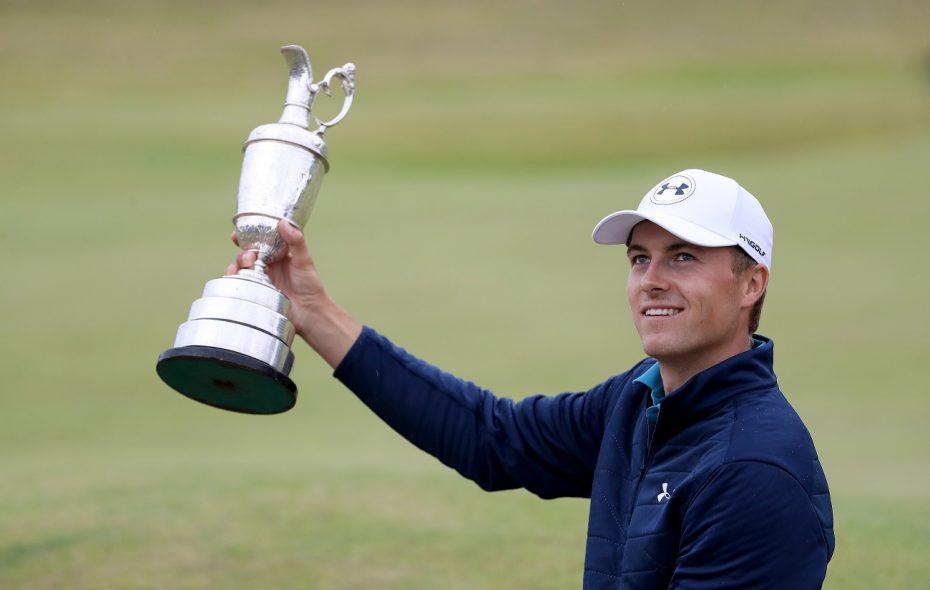 A change in approach fueled Jordan Spieth's rebound to the British Open title. (Getty Images)