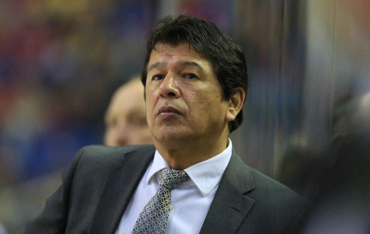 Former Buffalo Sabres coach Ted Nolan. (Harry Scull Jr./News file photo)