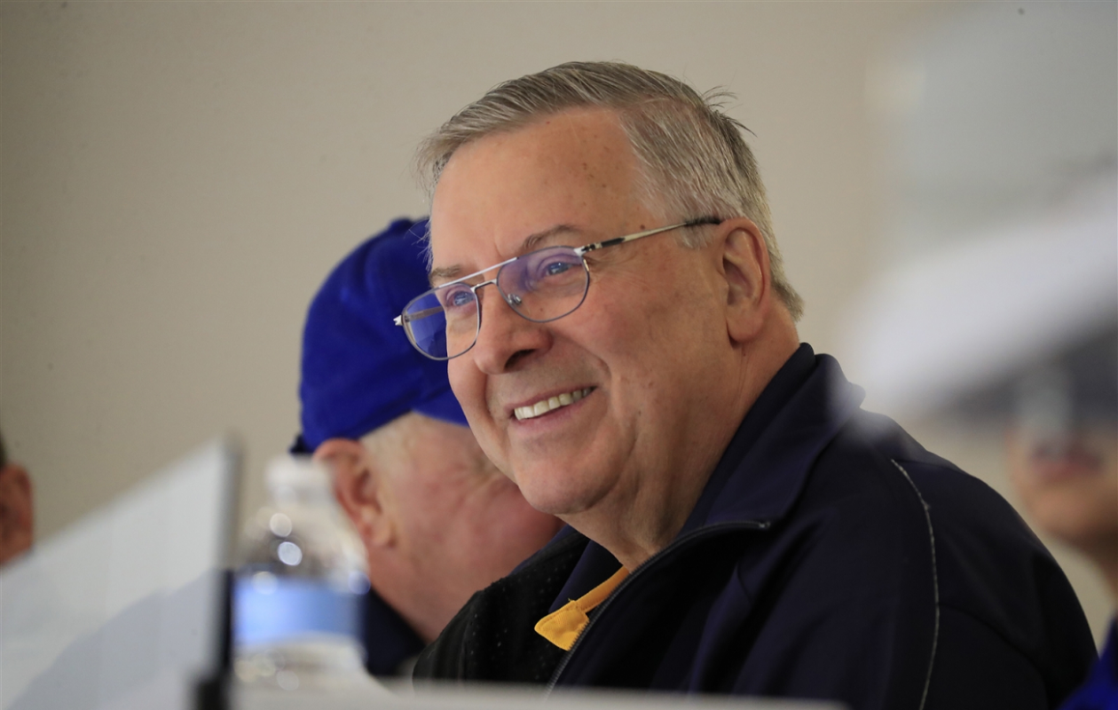 Sabres owner Terry Pegula. (Harry Scull Jr./Buffalo News)