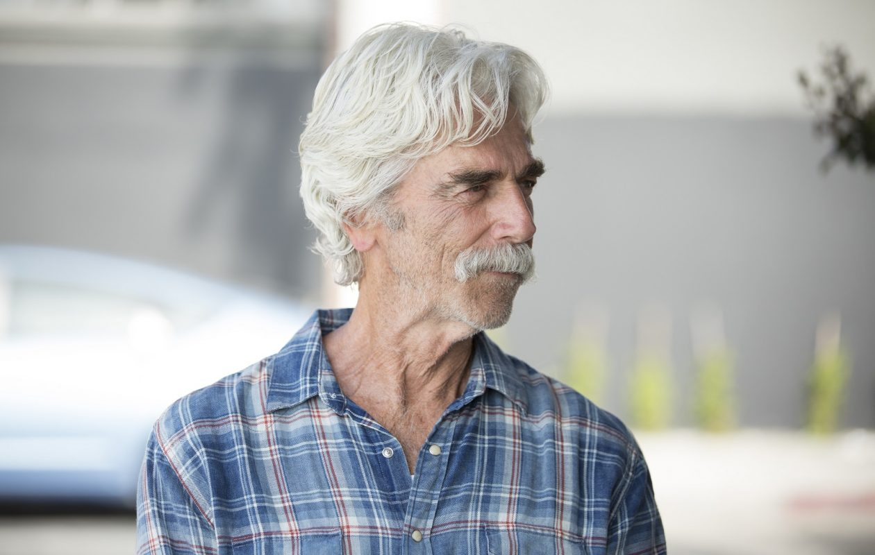 Sam Elliott does some of the best work of his career in 'The Hero.'