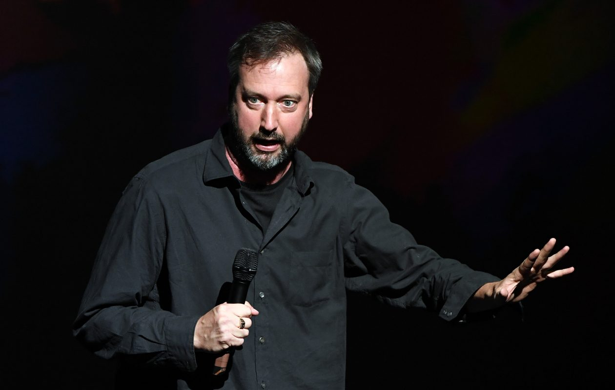Tom Green will perform five stand-up shows at Helium Comedy Club. (Getty Images)