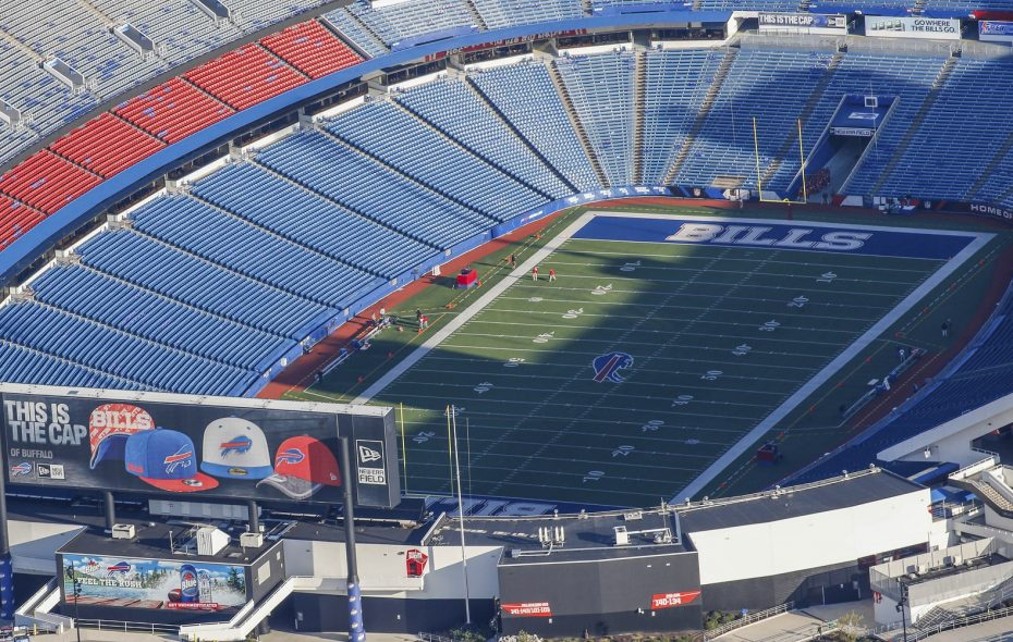 A focus group will be held next week to discuss the future of New Era Field in Orchard Park, or the possibility of a new stadium for the Bills. (Derek Gee/News file photo)