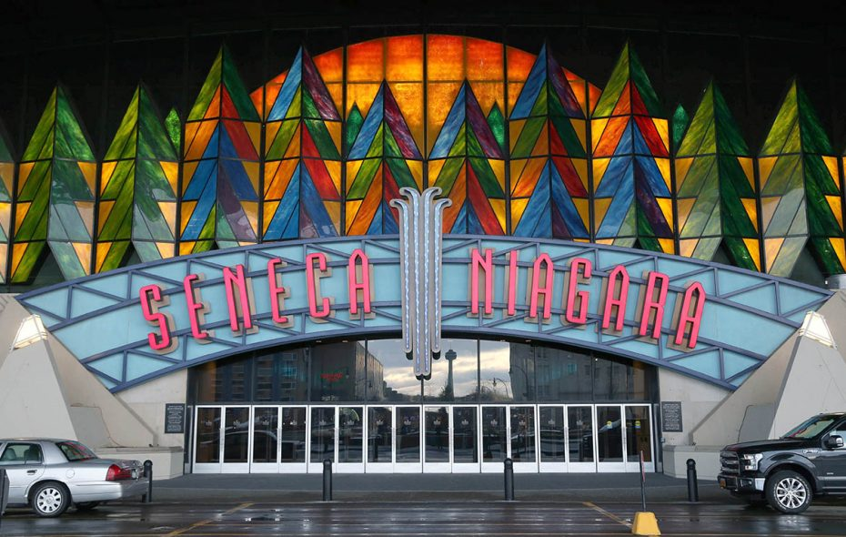 The Seneca Nation says the terms of the original 2002 compact with New York State don't require it to make payments after the 14th year, which ran through the end of 2016, (Sharon Cantillon/News file photo)