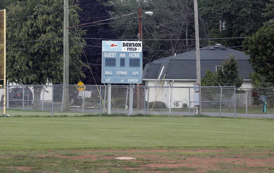 Dawson Field in Depew has been used for baseball and football games for decades. (John Hickey/News file photo)