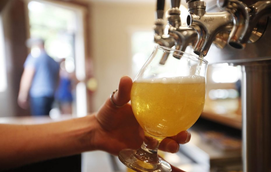 A multitude of Western New York breweries and bars are taking part in more than 100 activities in Buffalo Beer Week, starting Sept. 13. (Sharon Cantillon/Buffalo News file photo)