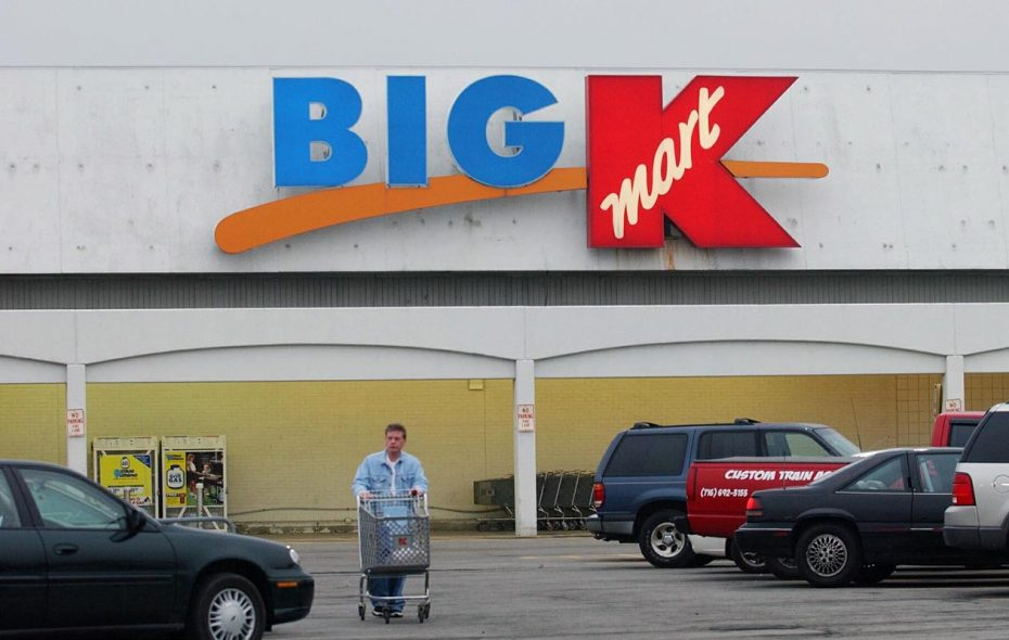 While some area Kmart stores have already closed in Western New York, seven remain. (Buffalo News file photo)