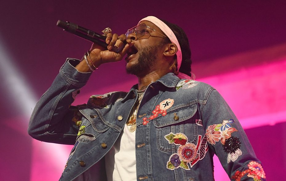 2 Chainz is a co-headliner at TailorMade Music Festival. (Getty Images)
