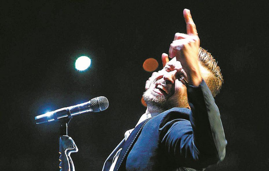 Justin Timberlake last performed in Buffalo in 2014. (Robert Kirkham/News file photo)