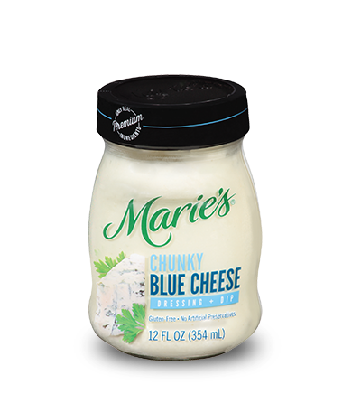 Marie's Chunky Blue Cheese will be one of the dressings available for the free salads. (Contributed photo)